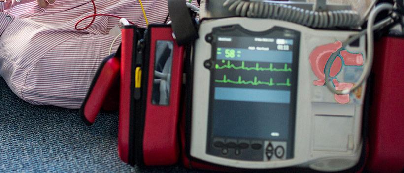 Hjärtstartare kan rädda liv